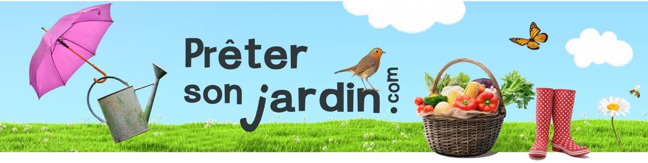 Pretersonjardin.com : trouvez un jardin/trouvez un jardinier près de chez vous !