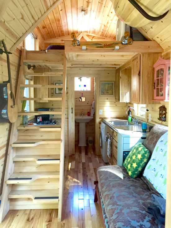 Tiny house moyenne
